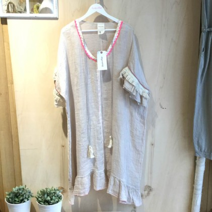 dress Slow Beige