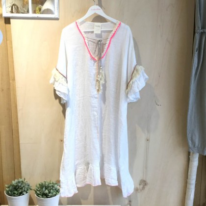 dress Slow white